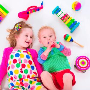Curso en directo recursos musicales para la primera infancia