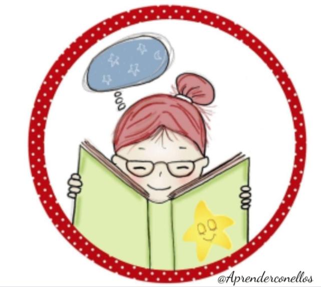 Logotipo de aprender con ellos