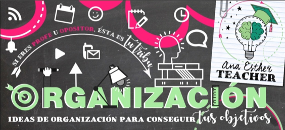 Organización e ideas para opositores