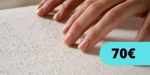 aprender braille raquel bonilla formacion para docentes Raquel Bonilla