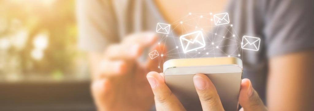 Cómo enviar un correo electrónico