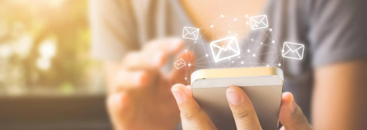 Como enviar un correo electronico