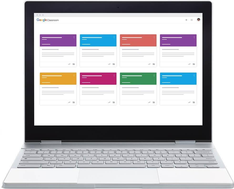 google classroom Google para docentes