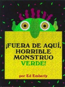 fuera de aqui horrible monstruo verde 1 10 CUENTOS PARA HALLOWEEN