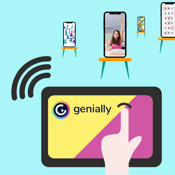 Curso: Crea tu aula virtual con Genially