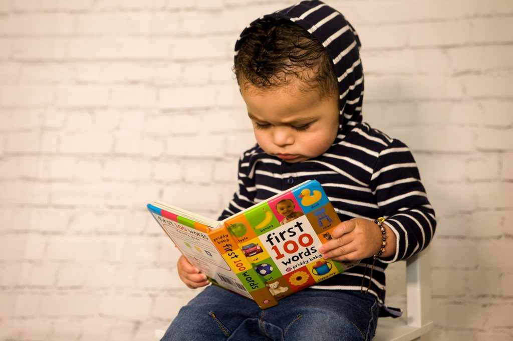 toddler 3995508 1280 5 tips para fomentar la lectura en la infancia