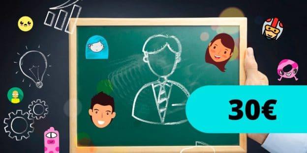 Crear avatares para el aula