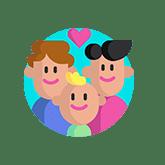 Cursos para familias