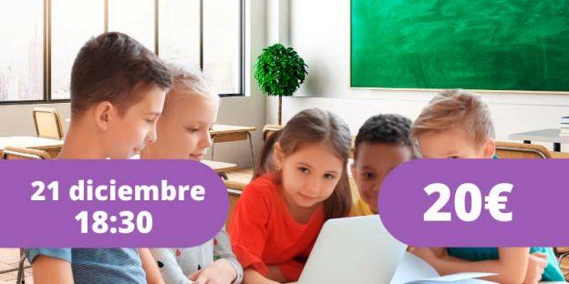Taller: Ventajas del aprendizaje cooperativo en el aula