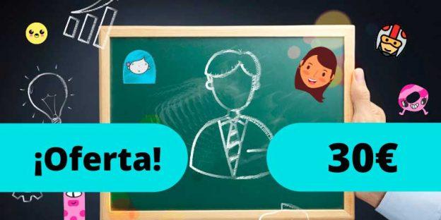 Crear avatares divertidos para el aula