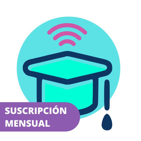 Suscripción mesual programa de digitalización y transformación digital