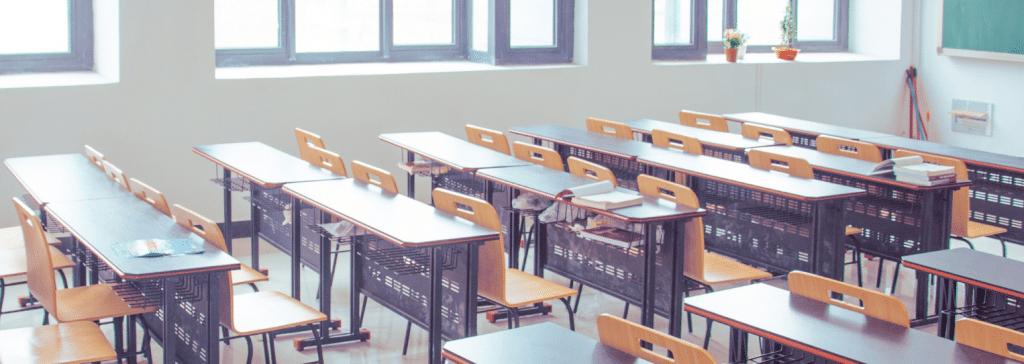 aula representativa alumnos habituales en aula