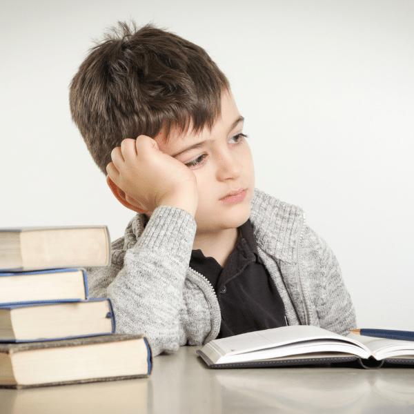 causas neuropsicológicas en la dificultad del aprendizaje