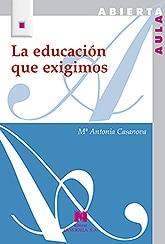 La educacion que María Antonia Casanova, la educación de calidad, integradora e inclusiva. Invitada de 10 en Edukalizando.