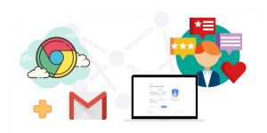 Crear perfiles chrome y cuenta gmail
