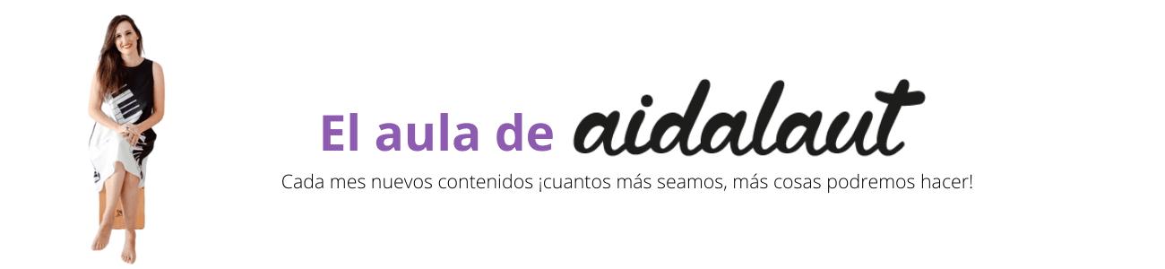 El aula de Aida Laut